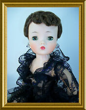 Gorgeous Vintage Madame Alexander Cissy Doll + Extras