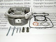 Scooter 150cc GY6 EGR Cylinder Head, Head Gasket Chinese Scooter Parts GY6 150