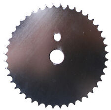 "44T TEETH SPROCKET FOR ONE PIECE CRANK BIKE 3/32"" CHAIN RETRO CHEAP NEW"