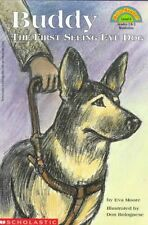 Buddy:  The First Seeing Eye Dog  (Hello Reader!, Level 4)-ExLibrary