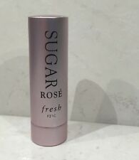 FRESH Sugar ROSE Lip Treatment Tinted 0.08 oz travel sized