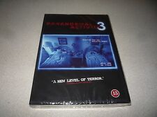 PARANORMAL ACTIVITY 3 : DVD BRAND NEW AND SEALED