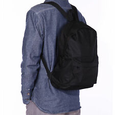 Mens Womens Backpack Rucksack Shoulder Canvas College School Bag Laptop Bag