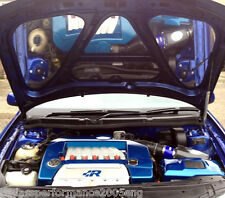 GOLF R32 ,UNDER BONNET COVERS, ENGINE STYLING.POLISHED PANELS, GOLF R32.
