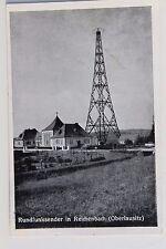 26650 AK Rundfunksender in Reichenbach Oberlausitz Sendermast 1937