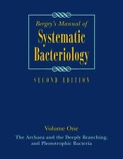 Bergey's Manual of Systematic Bacteriology Volume 1: The Archaea and t-ExLibrary