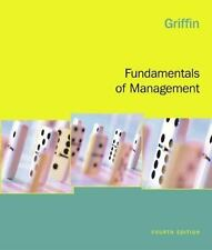 Fundamentals of Management by Ricky W. Griffin (2004, Paperback)