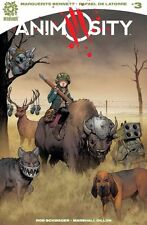 Animosity #3 Aftershock Comics Marguerite Bennett Cover