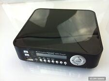 Sansun sn-msvip - 357 Multimedia player/HDD recorder, défectueux, pas de fonction