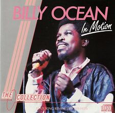 BILLY OCEAN : IN MOTION - FEATURING REMIXES OF HIS HITS / CD - NEUWERTIG