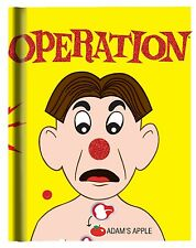 Operation Hard Cover Journal  6 by 8-Inches 160 Lined Pages