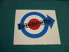 LAMBRETTA Arrow Target Sticker - 75mm