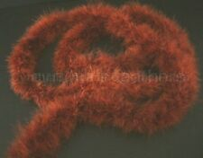 "15g 2""wide 2yards long Marabou Feather Boa, 30+ colors and patterns to pick from"