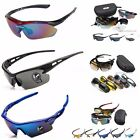 Professional Ciclismo Occhiali Bicycle Glasses Sports Riding Sunglasses Goggles