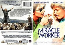 The Miracle Worker ~ New DVD 2010 ~ Anne Bancroft, Patty Duke (1962)