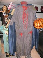 SPIRIT HEADLESS HORSEMAN LIFE SIZE REAL LOOKING  PROP , 7 FEET TALL
