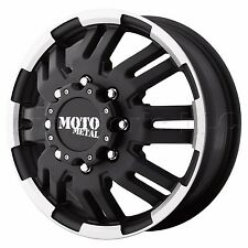 MOTO METAL 17 x 6 Mo963 Dually Wheel Rim 8x165.1 Part # MO96376080799
