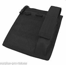 Condor MA30 Admin Pouch with Flashlight Holder - Black