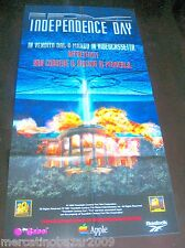 INDEPENDENCE DAY (1996) LOCANDINA POSTER 97,5 X 50 PIEGATO
