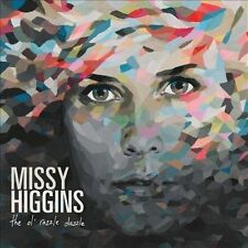 The Ol' Razzle Dazzle [Digipak] by Missy Higgins (CD, Jul-2012, Vagrant (USA))