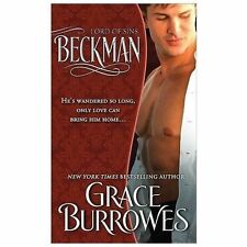 Beckman: Lord of Sins (The Lonely Lords) by Burrowes, Grace