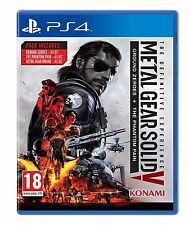 Metal Gear Solid 5 V: The Definitive Experience [PlayStation 4 PS4, Region Free]