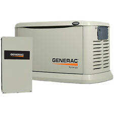 Generac Synergy 20kW Variable Speed Standby Generator (200A Service Disc.+ Po...