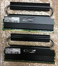 OCZ Reaper Edition 4GB Kit/2 x 2GB DDR2 800 RAM OCZ2RPR800C44GK PC2-6400 Tested!