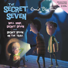 Well Done, Secret Seven: AND  Secret Seven on the Trail by Enid Blyton...