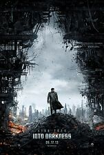Star Trek Into The Darkness 27x40 official D/S Movie Poster