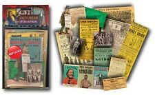 VICTORIAN ENTERTAINMENT REPLICA MEMORABILIA PACK NEW History Teacher Resource