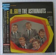 THE ASTRONAUTS - Go...Go...Go!!! JAPAN MINI LP CD NEU BVCM-35380