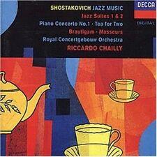 Chostakovitch jazz album (Decca, 1993)