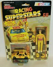 Bobby Hamilton #68 Country Time (Car and Action Figure) 1991 1/64 Racing Champ