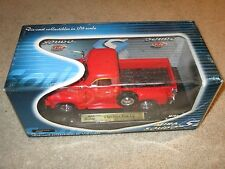Mira Solido Chevrolet Chevy Pick-up Truck 1/18 Scale Red MIB See My Store