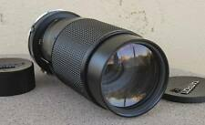Nikon AIS Mount Tamron 70-210mm F3.8-4 Adaptall 2 Telephoto Zoom lens AI-S