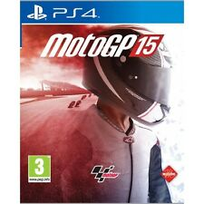MotoGP 15 PS4 Game Brand New