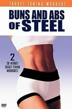 Target Toning: Buns and Abs of Steel DVD