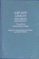 Gay and Lesbian Couples: Voices from Lasting Relationships