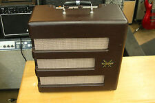 Fender Excelsior Brown Tube Amp! Clean!