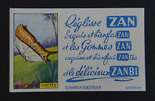 BUVARD ZAN Zanbi Papillon Timétès butterfly Schmetterling farfalla