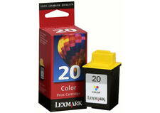 Lexmark 15M0120  No. 20 Standard Yield High Resolution Ink Cartridge for Z715,