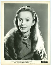 MARY ANDERSON original movie photo 1943 THE SONG OF BERNADETTE