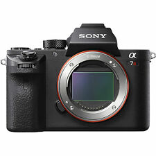 SONY Alpha A7R II MARK II 42MP 4K Full Frame PAL / NTSC Fotocamera Digitale Nuovo di Zecca