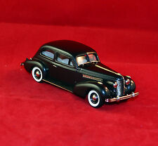 1937 BUICK SPECIAL 2 DOOR PLAIN BACK SEDAN M-44 - 1/43 BROOKLIN HANDMADE B.C.019