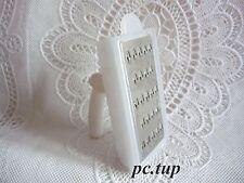 Gadget Miniature Tupperware (not keychain - Pas porte-clés) Râpe blanche