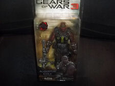 Neca Gears of War 3 Series 2 Augustus Cole with One Shot Action Figure