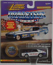 Johnny Lightning - Dragster ´69 Drag-On Lady violettmet. Neu/OVP