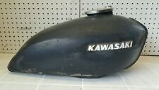 1976 Kawasaki KZ 400 fuel tank motorcycle gas tank antique vintage