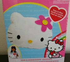 New! Sew A Hello Kitty Cushion Kit by San Rio